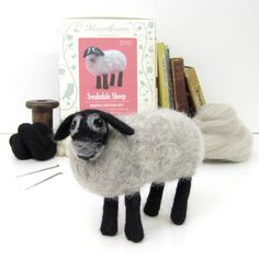 Joe's Toes - Sheep Needle Felting Kit