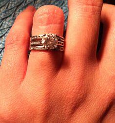 My old ring. Still love it.