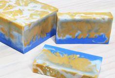 Hacer jabón marmoleado de glicerina