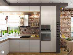 Lemon Tree Kuchnia - zdjęcie od Pracownia projektowa: Living by Design - sztuka tworzenia przestrzeni