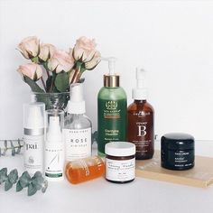 Green beauty brands to detoxify your life - organic skin care, natural makeup, 5-free nail polish, clean hair care, wellness teas, safe household products.