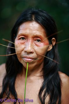 Peruvian from the Amazon region