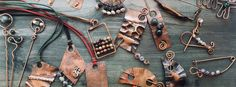 Bottega SoleLuna – Artisanal copper jewellery. Take a look at my web site!