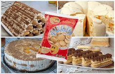 Najlepšie dezerty s piškótami - rýchle a vynikajúce! Cereal, Food And Drink, Breakfast, Tiramisu, Basket, Chemistry, Morning Coffee, Tiramisu Cake, Breakfast Cereal