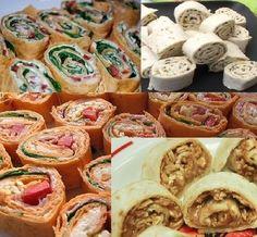 Grammy Blick's Favorite Recipes: Tortilla Roll Ups
