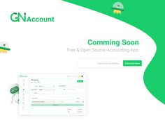 Free & Open Source GN Account App designed by GreeNat. Advertising Networks, Free Opening, Open Source, Show And Tell, App Design, Accounting, Business Accounting, Application Design, Beekeeping