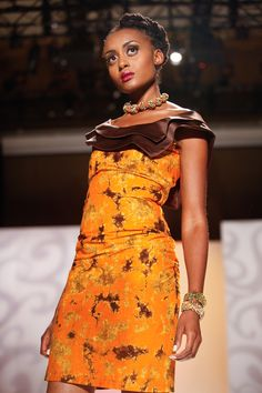 Mirembe Collection @afwny 2011 #fashion #africanfashion #pr #luxury #africafashionweek #newyork #ny in #ny