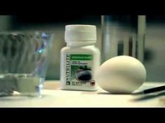 Amway Nutrilite Cholesterol Tablet Demo. Visit us at: www.amway.com/conqueror