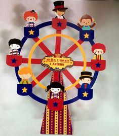 Roda Gigante Circo