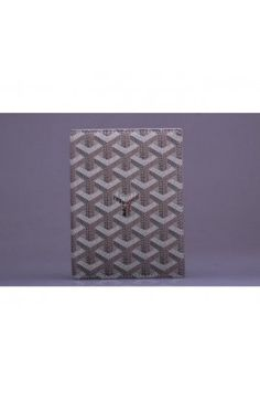 Goyard Passport Case Grey