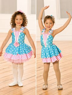 Candy Man Can - Style 0322 | Revolution Dancewear All-in-One Dance Recital Costume