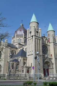 Sjoen Mestreech  CATHEDRAL   in  Hollande **+