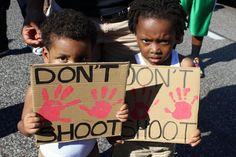 Akte Astrosuppe - glasklar!: MARS Konjunktion SATURN: Ferguson / Demonstranten sollen Polizei beschossen haben (spon)