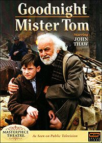GOODNIGHT MR TOM (1999) A great made-for-television movie...Set in WWII it tells the story of a London child evacuee  and Mister Tom, the man with whom he is assigned to live with...and the lessons they learn from each other.