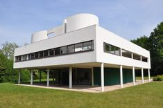 424. Villa Savoye – Poissy, Paris, France