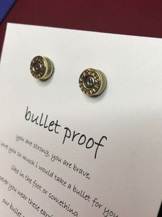Bullet Earrings for Best Friend Jewelry Gift Valentines Gift for Her Necklace Gun Jewelry Ammo Jewelry Bullet Stud Earrings Friends Gift by rmarmadu on Etsy Ammo Jewelry, Bullet Jewelry, Jewlery, Metal Jewelry, Jewelry Necklaces, Christmas Presents For Friends, Funny Gifts For Friends, Aunt Gifts, Bff Gifts
