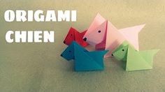origami facile en francais - YouTube