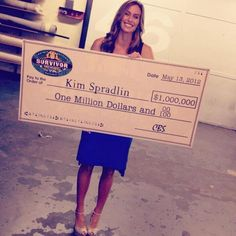 Wow! We're proud of you Kim!