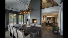 Luxury Living, Decoration, New Homes, Dining Table, Design Inspiration, Ceiling Lights, Interior Design, Modern, Furniture