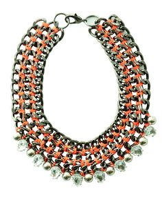 Fun & Bold necklace from GOLDMINE