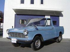 1965-1969 Daihatsu Compagno Pickup