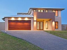 house exterior design from a real Australian house