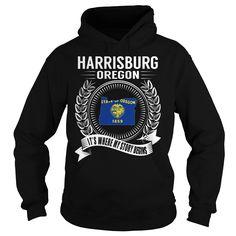 Harrisburg, Oregon - Its Where My Story Begins