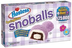 News: Hostess- New, Limited-time Spring Twinkies and SnoBalls | Brand Eating