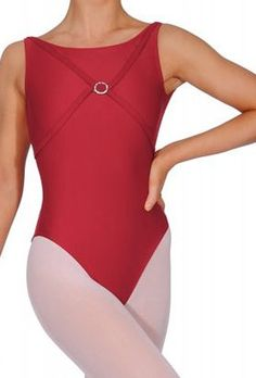 Wholesale Magenta Colour Block Leotard