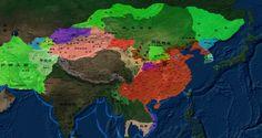 三國時的地圖