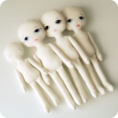 Gingermelon Dolls: The Little Ladies are Back!!