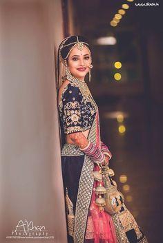 48 ideas for wedding photography bridesmaids groomsmen grooms Indian Bride Poses, Indian Wedding Poses, Indian Bridal Photos, Indian Bridal Outfits, Indian Bridal Fashion, Wedding Couple Poses, Wedding Couples, Wedding Knot, Indian Groom