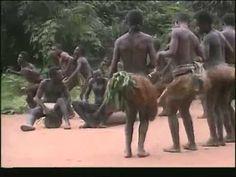 Los cantos polifónicos de los pigmeos aka de Centroáfrica