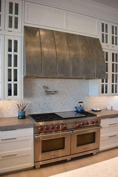 Custom Range Hood Hoods Countertops Kitchen Stove