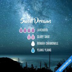 Sweet Dreams — Essential Oil Diffuser Blend