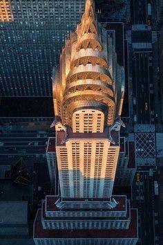 Chrysler Building NY #WinterupstateNY