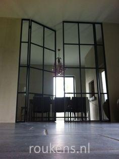 Deuren / Stalen deuren met glas Veluwe