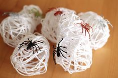 Modern Parents Messy Kids: Handmade Halloween: Make Spider Sack Decor with the Kids