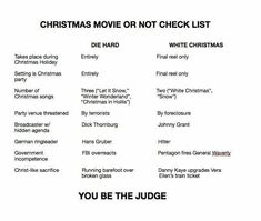 Is 'Die Hard' a Christmas movie? White Christmas, Christmas Holidays, Snow Song, Snow Party, Office Christmas Party, Fan Theories, Christmas Wonderland, Bruce Willis, Party Venues