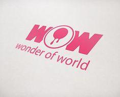 WOW Wonder of World #logo