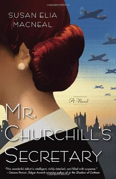 Mr. Churchill's Secretary: A Maggie Hope Mystery by Susan... https://www.amazon.com/dp/0553593617/ref=cm_sw_r_pi_dp_x_gWr8xbPY1V0VX