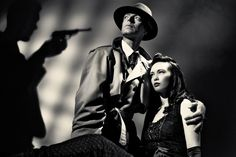 Film Noir | Film Noir Detectives and Rebels. | sranone