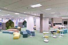 Kalliola School, Hollola Innovation, Conference Room, School, Interior, Table, Inspiration, Furniture, Home Decor, Education