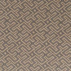 Robert Allen Contract's Mitered Maze fabric in Stardust #fabric #design #upholstery