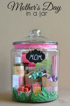 Mother's Day Gift Craft Ideas