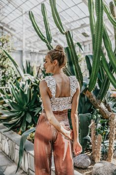 New on the blog: tropical vibes at the Winter Garden in Helsinki! - Anna, Arctic Vanilla blog.