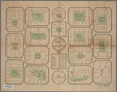 Public squares, parks and places in the city of New York (1852)