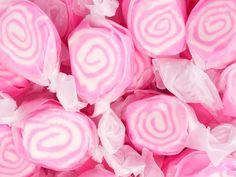 Pink Saltwater Taffy