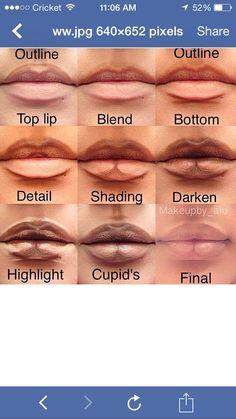 Tip for Fuller Lips