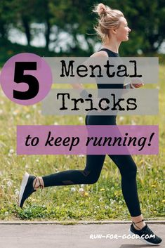 Running Plan Discover Mental Tricks to Keep Running Most runners have those moments when they have nothing left mentally. Try some of these mental running tricks to push through rough patches. 5k Running Tips, Running On Treadmill, Running For Beginners, Keep Running, How To Start Running, Running Workouts, Running Plans, Running Humor, Running For Fitness